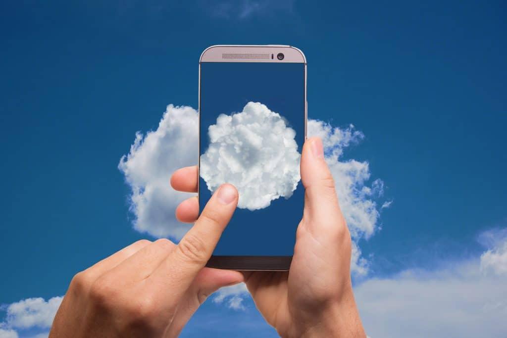 icloud en la nube