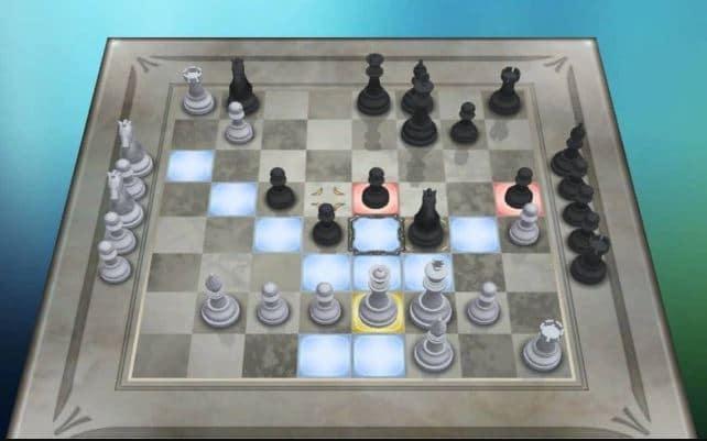 captura chess titan