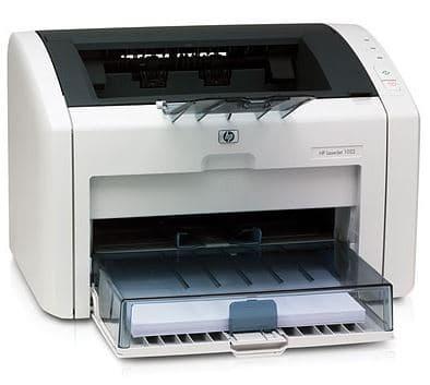 impresora laserjet 1022