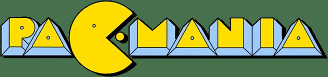 pacmania logo