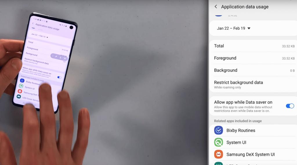 Restringir uso de informacion en aplicaciones android