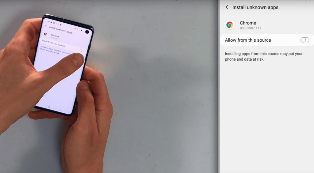 aplicaciones malware android